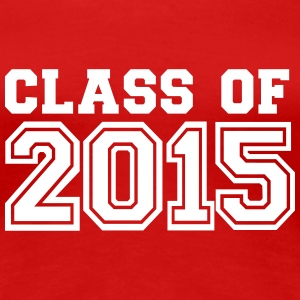 Class of 2015 T-Shirts, Master Abschluss T-Shirts - Frauen Premium T-Shirt