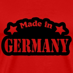 Made in Germany T-shirts - Mannen Premium T-shirt