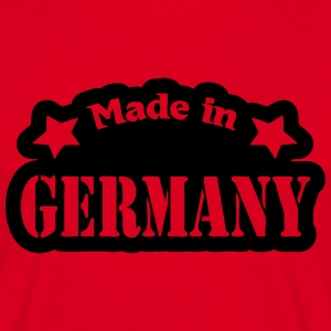 Made in Germany Camisetas - Camiseta hombre