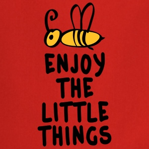 enjoy the little things 2c Delantales - Delantal de cocina