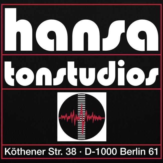 Hansa Studios Beutel schwarz