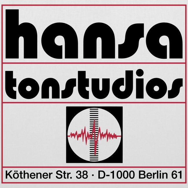 Hansa Studios Beutel weiß