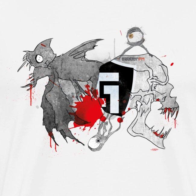 Underground Creatures T-Shirt Male