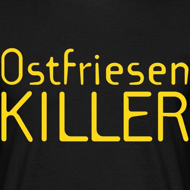 Ostfriesenkiller-Shirt (Herren)