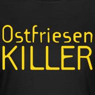 Motiv ~ Ostfriesenkiller-Shirt (Damen)