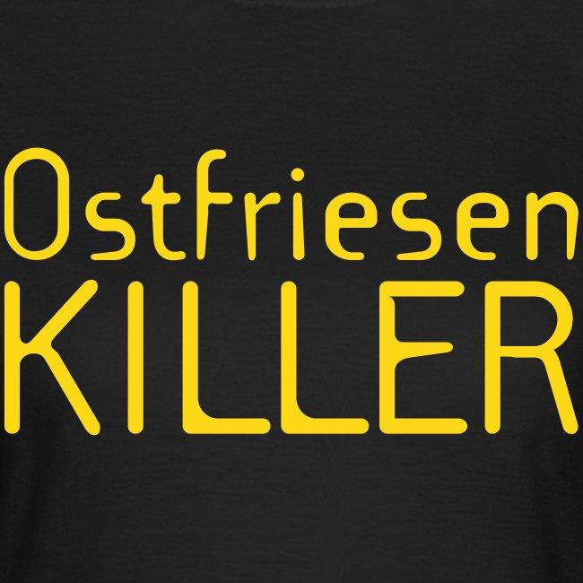 Ostfriesenkiller-Shirt (Damen)