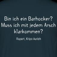 Motiv ~ Barhocker-Shirt (Herren)