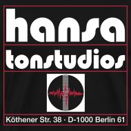 Motiv ~ Hansa Studios T-Shirt Boy black Vintage