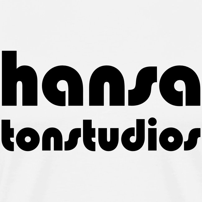 Hansa Studios T-Shirt Boy white