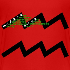Wassermann - Teenager Premium T-Shirt