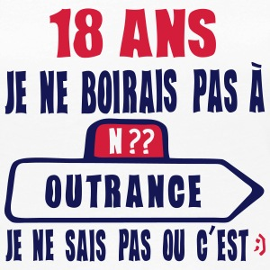 manches longues anniversaire 18 ans spreadshirt. Black Bedroom Furniture Sets. Home Design Ideas