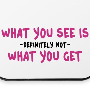 what you see is what you get - wysiwyg 2c Mobil- & tablet-covers - iPhone 4/4s Hard Case