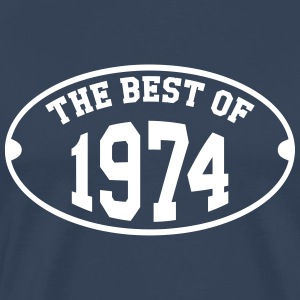 The Best of 1974 Tee shirts - T-shirt Premium Homme