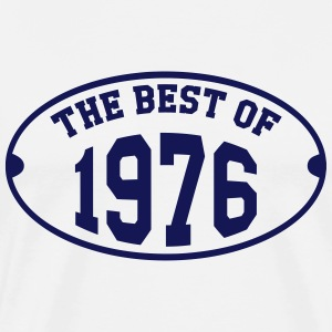 The Best of 1976 T-Shirts - Männer Premium T-Shirt