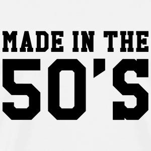 Made in the 50's T-Shirts - Männer Premium T-Shirt