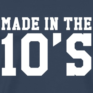Made in the 10's T-Shirts - Männer Premium T-Shirt
