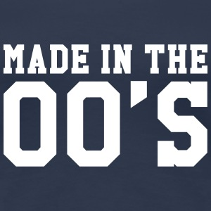 Made in the 00's Camisetas - Camiseta premium mujer