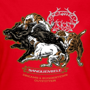 wild_boar_and_hounds T-Shirts - Women's T-Shirt