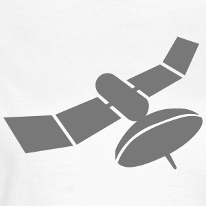Satellit T-Shirts - Frauen T-Shirt