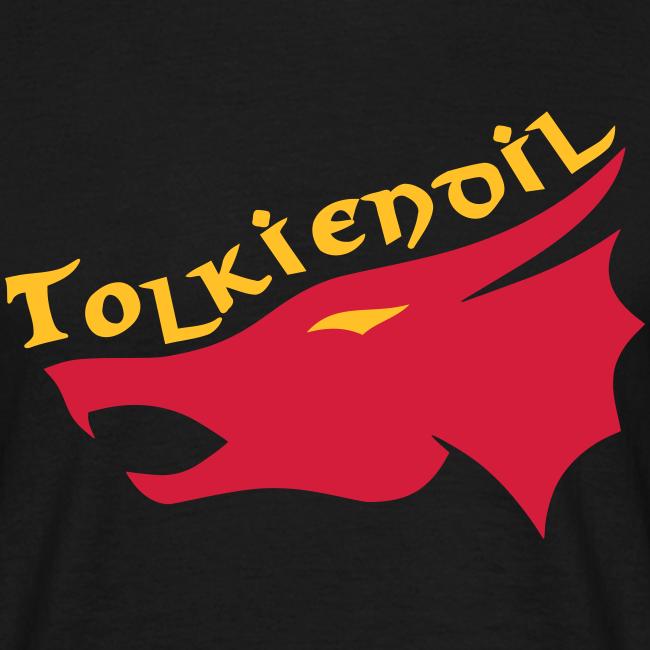 Dragon Tolkiendil Rouge Jaune