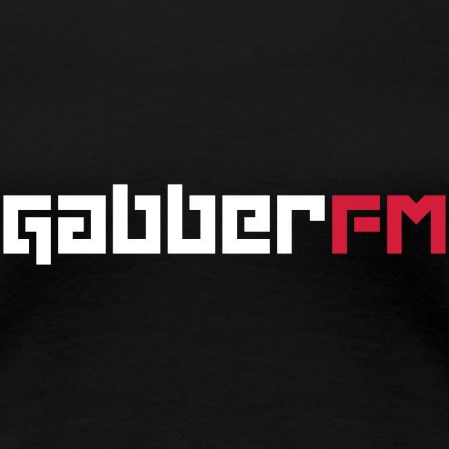 Gabber.FM T-Shirt Female
