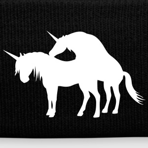 Unicorns (eenhoorn) Make Love Petten & Mutsen - Wintermuts