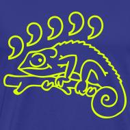 Ontwerp ~ Komma Kameleon! (Karma kameleon T-shirt)