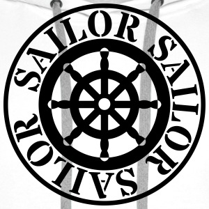 sailor Hoodies & Sweatshirts - Men's Premium Hoodie