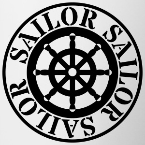 sailor matroos Flessen & bekers - Mok