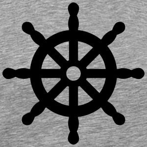 steering wheel T-Shirts - Men's Premium T-Shirt