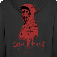 Design ~ CoF zipper hoodie (logo back)