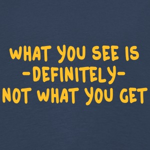 what you see is what you get - wysiwyg Langarmshirts - Kinder Premium Langarmshirt