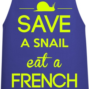 SAVE  A SNAIL  Aprons - Cooking Apron