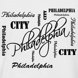 Philadelphia T-Shirts - Men's Baseball T-Shirt