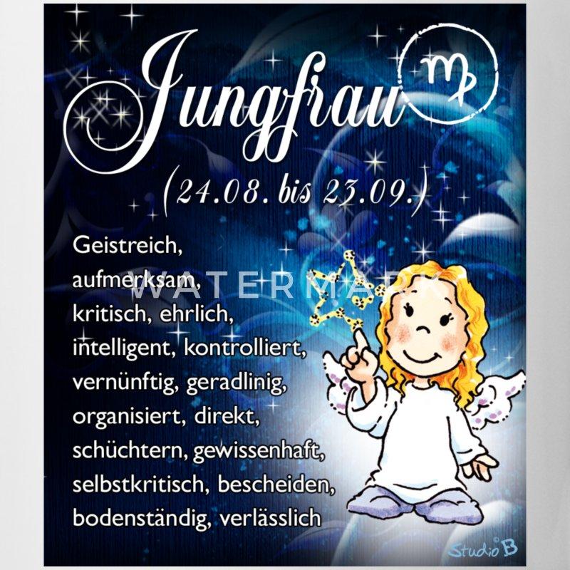 Schutzengel-Sternzeichen-Tasse Jungfrau Tasse | Spreadshirt