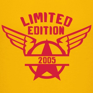 2005 Jahre  limited edition logo Geburtstag T-Shirts - Teenager Premium T-Shirt