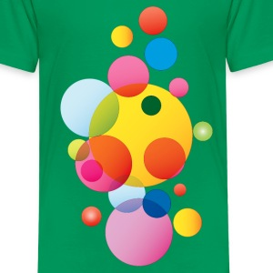 bubbles colors 01 Tee shirts - T-shirt Premium Enfant
