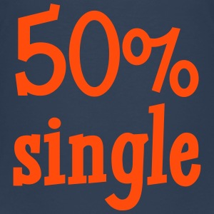 50% Single Tee shirts - T-shirt Premium Ado