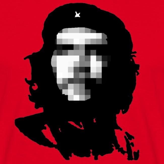 Che 'pixelated' Guevara