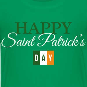 Happy St. Patrick's Day - Kids' Premium T-Shirt