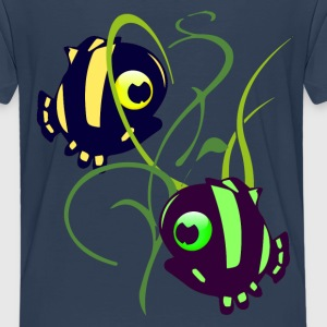 poissons3 Shirts - Teenage Premium T-Shirt