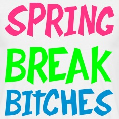 Spring Break T-Shirts