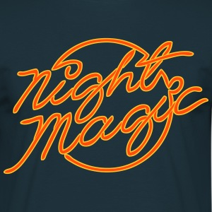 night magic - Men's T-Shirt