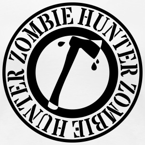 zombie hunter T-Shirts - Women's Premium T-Shirt