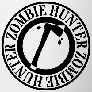 zombie hunter Bottles & Mugs - Mug