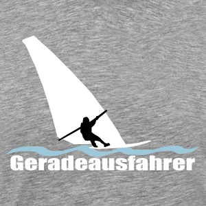 Windsurfing Speed - Männer Premium T-Shirt