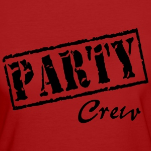 Party Crew T-Shirts - Women's Organic T-shirt
