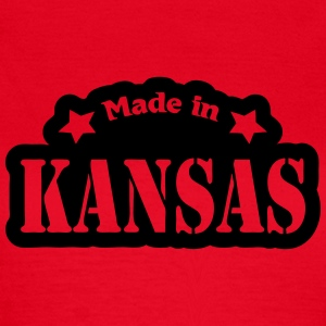 Made in Kansas T-shirts - T-shirt dam