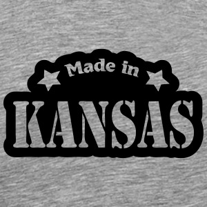 Made in Kansas Tee shirts - T-shirt Premium Homme