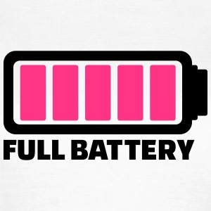 Batterie T-Shirts - Frauen T-Shirt